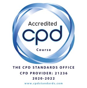 accredited by CPD