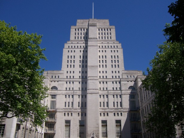 Senate House, London - HIV meeting