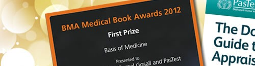 Critical Appraisal wins at the BMA Book Awards 2012