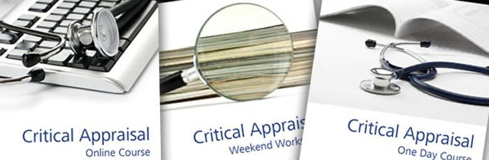Compare critical appraisal courses easily