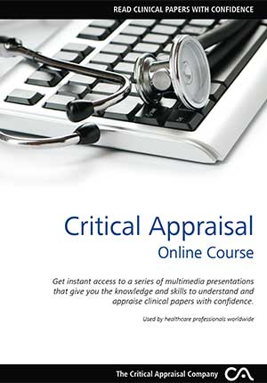 critical appraisal online course